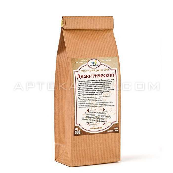 Монастырский чай от простатита в аптеке